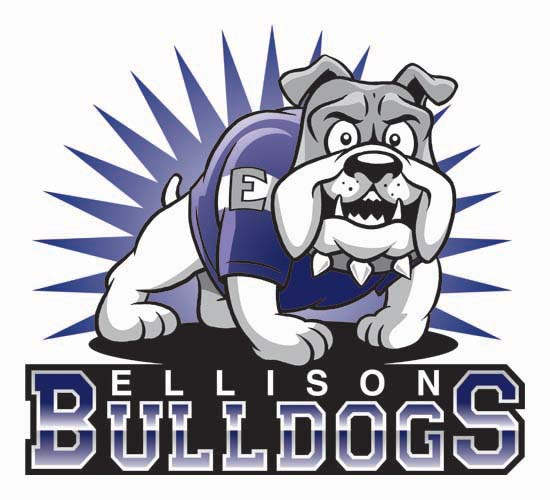 Ellison Bulldogs Spirit Wear - On Sale
