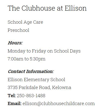 The Clubhouse at Ellison