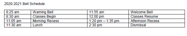 Bell Schedule 2020 2021.PNG